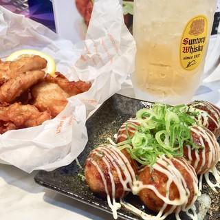 上野飲み歩きコースの新名所◆15時~18時アルコール半額!