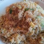 餃子の王将 - 松原定食の手作りチャーハンです。