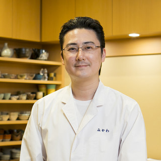 北嶋大地氏(キタジマダイチ)─名匠の料理哲学を受け継ぐ料理人