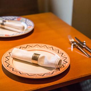 もてなしの心が詰まった小さな空間で、1日限りの特別なひと皿を