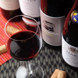 ソムリエがご提案するワインたち。