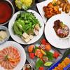 金の鶏 - 料理写真:季節の彩り、旬の食材を盛り込みました