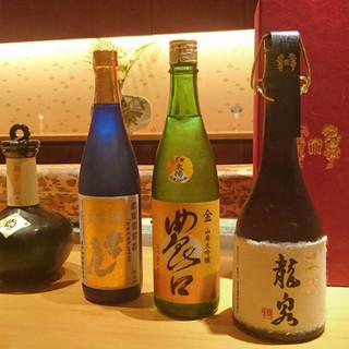 【お酒充実】季節×料理にマリアージュする千葉産日本酒等を厳選