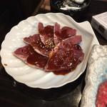 焼肉バル KAKI - 和牛ハツ
