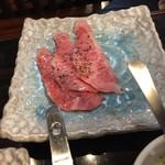 焼肉バル KAKI - 山形牛カルビ