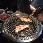 焼肉バル KAKI - じゅーじゅー