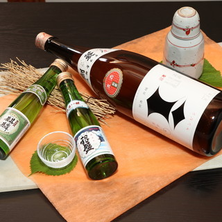 ◇お酒あり〼◇旬の魚と一緒に一杯!ビール・日本酒<剣菱>など