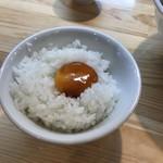 くろ松 - 羽釜で炊いたごはんにフュージョン