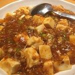 日本中華食堂 - 麻婆豆腐