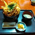 味処 旬風 - 海鮮天丼
