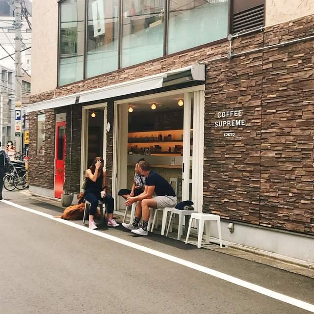 「コーヒースプリーム東京」の画像検索結果
