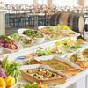 カフェテリア サンダンス - 料理写真:野菜をたっぷり使用した約40種類のナチュラルブッフェです。