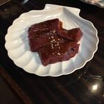 焼肉バル KAKI - レバー