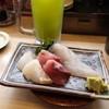 回転寿司 江戸ッ子 - 料理写真:ほろ酔いセット