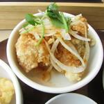chano-ma - 鶏のスパイシー黒胡椒揚げ