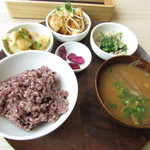 chano-ma - 一汁三菜