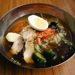 すみ屋 - 冷麺