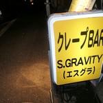 S.GRAVITY - 看板