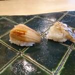 鮨處つの田 - 煮穴子(18-06)
