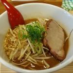 拉麺 大公 - 料理写真:海老出汁味噌焼きtype 830円