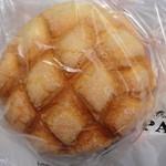 東京メロンパン - プレーンメロンパン