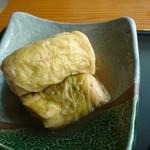 旬菜 さい藤 - 料理写真:大きなロールキャベツ♪3つ♪