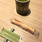 双葉寿司 - あがり