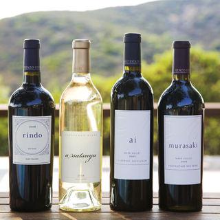 串に合うようにソムリエが厳選した世界のワイン