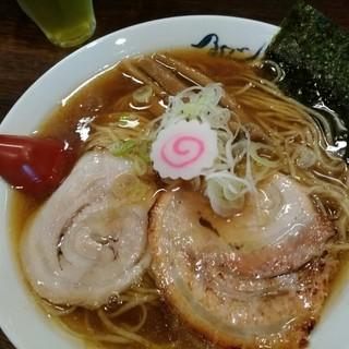 麺や 紡 - 料理写真:大盛り淡成らー麺800円