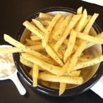 食堂カフェ potto - ポテト アンチョビマヨネーズ