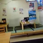 リボン食堂  - 店内