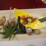 仁志川 - 前菜