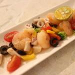 海Café&Kitchen St.ELMO -