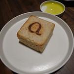 アコルドゥ - 料理写真:パン