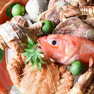 一人でも多くのお客様に北海道の刺身を味わってほしい!