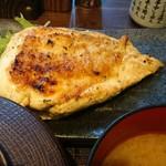 86695757 - 大山鶏の香味ステーキ