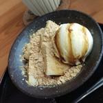 アンカフェ - きなこ豆乳プリン