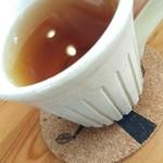 アンカフェ - ほうじ茶
