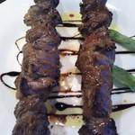 カーラ・カーラ - 赤牛串焼き