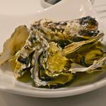 エミットフィッシュバー - 牡蠣のワイン蒸し4P