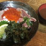 86698260 - 海鮮丼(¥1150)