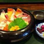 近江町食堂 - 海鮮丼