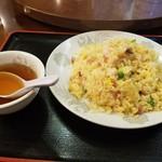 華龍飯店 - 五目チャーハン