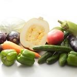 陽子ファーム直送のオーガニック温野菜