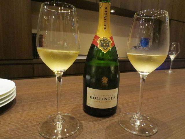 ビストロ シャンパーニュ トレゾール bistro champagne tresors