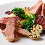 沖縄県産 ロイヤルポーク ロース肉のグリル