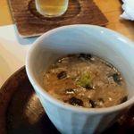 京都ぎをん 八咫 - 冷製茶わん蒸し