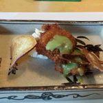 京都ぎをん 八咫 - 太刀魚のフライ