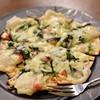 ミルズカフェ - 料理写真:もちピザ