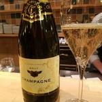 ル・コントワール・ド シャンパン食堂 - ポワルヴェール・ジャック ブリュット レゼルブ